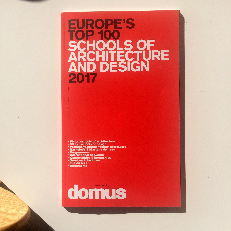SELECTING 100 OF EUROPEu0027S 700 SCHOOLS